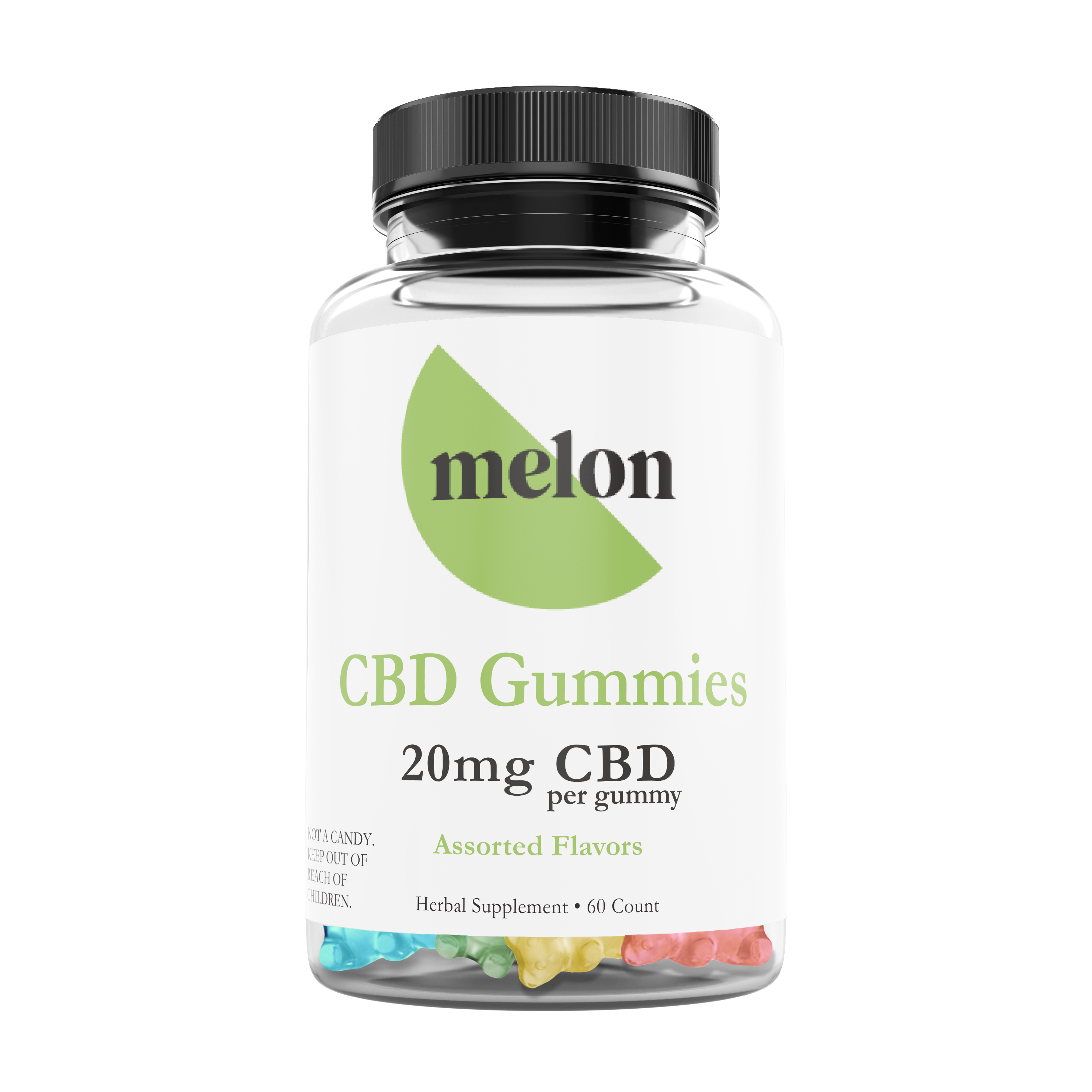Melon CBD, CBD Gummies