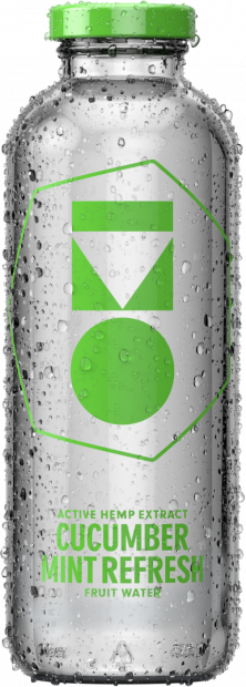 Oki, Cucumber Mint Refresh (12-pack)