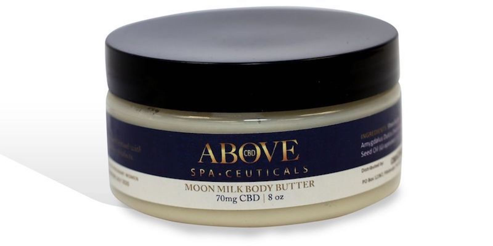 Above Wellness, CBD Body Butter & Bath Bomb Combo
