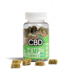 CBDfx Turmeric CBD Gummies 300mg (60 count)