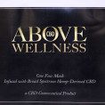 Above Wellness, 1500mg Oil CBD Face Mask Combo