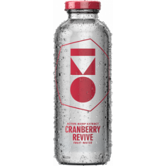 Oki, Oki - Cranberry Revive - CBD Flavored Water (12-pack)