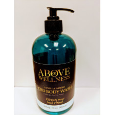 Above Wellness, CBD Body Wash (Blue)