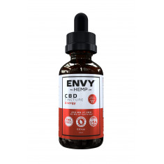 Envy Hemp, Water-Soluble Energy Tincture With 250mg CBD (60mL)