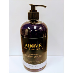Above Wellness, CBD Body Wash (Purple)