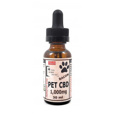 Hemp Door, Pet CBD Bacon Flavor 1000mg
