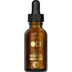 Oki, CBD Oil Supreme 1800mg (60mg per serving)