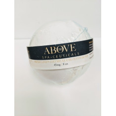 Above Wellness, CBD Bath Bomb (White)