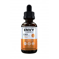 Envy Hemp, Water-Soluble Wellness Tincture With 250MG CBD (60mL)